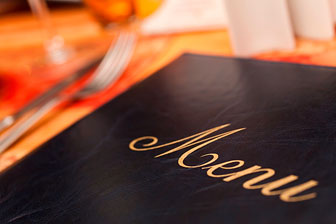 View Sample Menus...